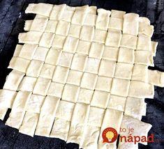 Obyčajnú misku obalila alobalom a prikryla lístkovým cestom: Naučte sa túto fintu a ohúrite všetky návštevy! Bread, Hampers, Brot, Baking, Breads, Buns
