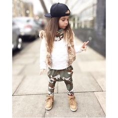 Street Style con niños, fashion kids