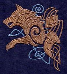 Nordic Majesty Wolf_image