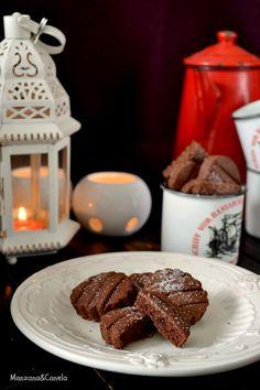 Manzana&Canela: Brunsli: galletas típicas suizas de Navidad