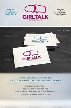 Realistic Graphic DOWNLOAD (.ai, .psd) :: http://realistic-graphics.ovh/pinterest-itmid-1003172419i.html ... Talk Logo Template ...  blue, boy, cafe, design, forum, girl, internet, logo, meeting, pink, speech, sports, talk  ... Realistic Photo Graphic Print Obejct Business Web Elements Illustration Design Templates ... DOWNLOAD :: http://realistic-graphics.ovh/pinterest-itmid-1003172419i.html