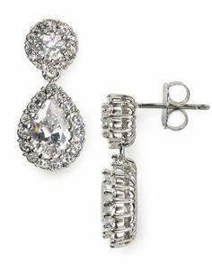 Nadri Pear Drop Earrings  Bloomingdale's