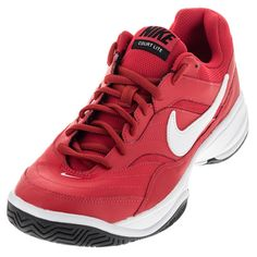 new concept 2025d ab6ee NIKE MENS COURT LITE TENNIS SHOES ACT RD WH Tennis Gear, Nike Men,