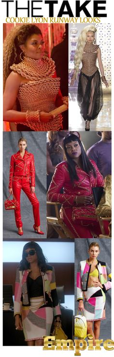 Cookie Lyon wears looks hot off the runway. For more of her fashion visit TheTake.com