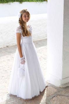 Charo Ruiz comuniones 2016 vestidos
