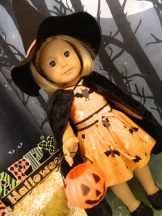 American Girl Halloween costume American girl doll by SewCuteJune, $20.00 on Etsy                                                                                                                                                     More