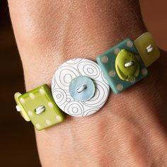 more button bracelets