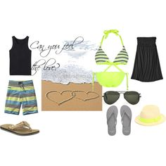 Can you feel the love?, created by darian-nobriga on Polyvore