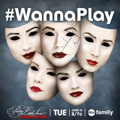 #WannaPlay? This moment was so scary on tonight's #PLL!