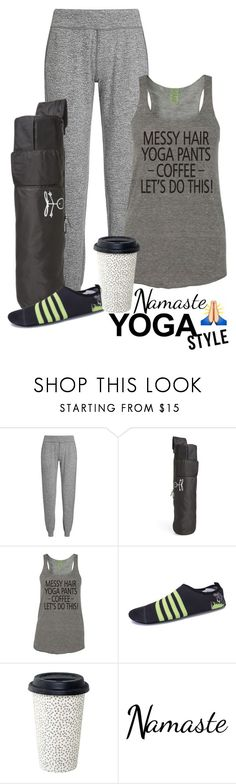 """""""SET #2291. """"Focus,Strength and Faith"""""""" by annasousa-1 ❤ liked on Polyvore featuring Sweaty Betty and Peace Love World"""