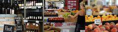 Regional produce, delicatessen and fab cakes in Launceston.