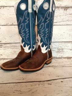 Olathe CC84 Tall Top Cowboy Boot