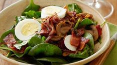 Perfect Spinach Salad Recipe : Ree Drummond : Food Network