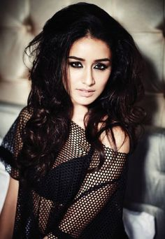 Shraddha Kapoor Filmfare September 2014 photoshoot.