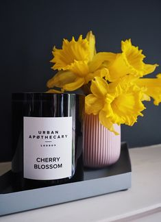 The Spring Edit: My New Favourite Discoveries For My Home — MELANIE LISSACK INTERIORS Quirky Home Decor, Cherry Blossom, Discovery, Give It To Me, Interiors, Spring, Gifts, Presents, Decoration Home