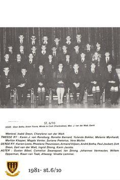 St. 6/10 Hoërskool Wesvalia 1981 Movies, Movie Posters, Art, Art Background, Films, Film Poster, Kunst, Cinema, Movie