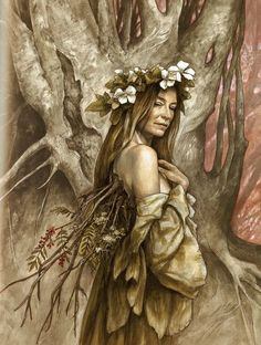 The Troll Bride by Brian Froud                                                                                                                                                                                 Más