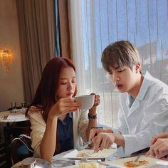 Kpop Couples, Cute Couples, Bts Twice, Bts Girl, Blackpink And Bts, Wattpad, Worldwide Handsome, Taekook, Jaehyun