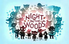 Night in the woods, game