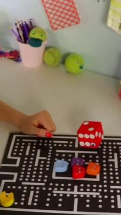 If you and your family love board games and video games, this is the perfect DIY activity for you guys! This activity shows you how to create your own Pacman game board to play at home! Cool Diy, Family Love, Game Night, Board Games, Create Your Own, Video Games, Kids Rugs, Activities, Play