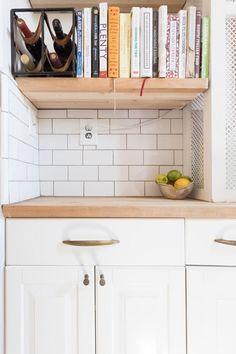 Teeny, Tiny NYC Kitchen Inspiration | Apartment Therapy