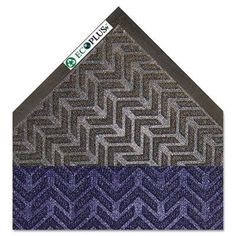 BUY NOW DIRECT -Crown EcoPlus+ Wiper/Scraper Mat-PT# BND- USCWNECR046CH by Crown. $234.96. Breakroom And Janitorial. Mats & Antislip Tape. Help preserve the environment with this P.E.T. fiber surface wiper mat. Reinforced nitrile/rubber backing delivers excellent performance in heavy traffic areas. Raised rubber edging retains water and dirt, eliminating run-off problems. Crush-resistant reinforced pattern for aggressive scraping action and durability. Non-skid b...