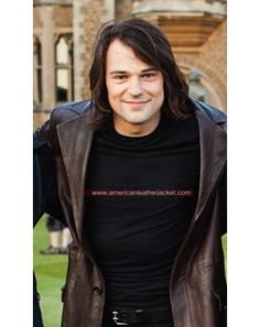 Dimitri, cracking a smile! Lol