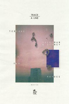 Trace A Line | Batofar | Paris | https://beatguide.me/paris/event/batofar-trace-a-line-4-years-with-terekke-live-yor-suleiman-sidney-haydee-live-20131122