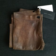 """NWT Zara skinny trousers NWT """"suede effect"""" trousers/leggings from Zara. No pockets. Size small -- ** note: these seem to run a bit small. I am typically a 2-4 in Zara pants and needed a size medium. Zara Pants"""