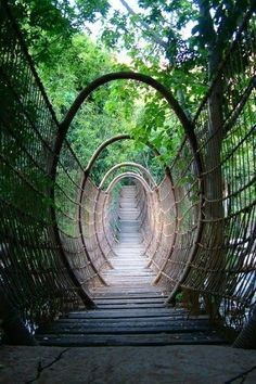 """Spider Bridge"", Sun City Resort, South Africa,"