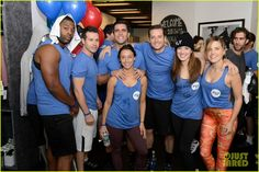 'Chicago Fire' & 'Chicago PD' Cast Cycle For Families In Need