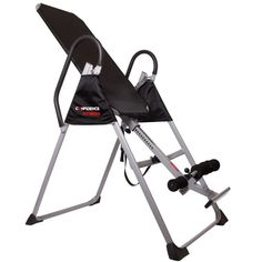 Beautiful Inversion Tables 112954: Confidence Fitness Pro Inversion Table    Chiropractic Exercise Back Pain Relief
