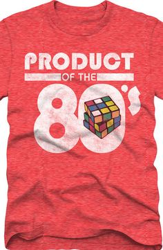 Product of the 80s T-Shirt