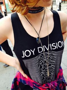 Joy division Joy Division, T Shirts For Women, Group, Tank Tops, Fashion, Moda, Halter Tops, Fashion Styles, Fashion Illustrations