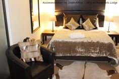Beautiful accommodation at African Footprints Lodge. Bloemfontein Lodges. Accommodation in Bloemfontein.