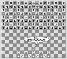 THIS IS SPARTAAAA!!!