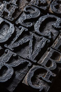 wood type from Tipoteca Italiana Fondazione