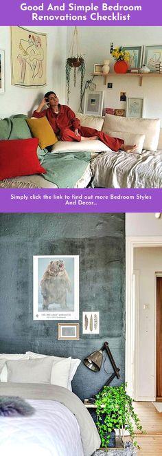 Nice slashed bedroom decor tips Furniture Styles, Accent Furniture, Furniture Decor, Bedroom Decorating Tips, Design Your Bedroom, Bedroom Accessories, Bedroom Styles, Bedroom Storage, Open Shelving