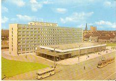 Gera, Interhotel, DDR