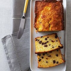 Always love watching Anna Olson cook on tv and this recipe for Morning Glory Yogurt Loaf looks great! Loaf Recipes, Brunch Recipes, Gourmet Recipes, Anna Olson, Pineapple Recipes, Pineapple Coconut, Food Network Canada, Cupcakes, Sweet Bread