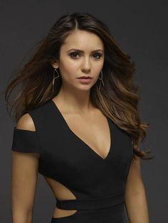 Nina Dobrev (Elena) Promo Image - The Vampire Diaries