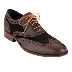Cole Haan Air Colton Casual Wingtip - www.colehaan.com