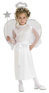 Girls Angel Costume - Angel Costumes