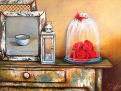 12 beaux tableaux de stella bruwer - Page 9 Marjolein Bastin, Creation Photo, Still Life, Decoupage, Projects To Try, Creations, Flowers, Artwork, Painting