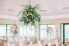 New Wedding Reception Decorations Indoor Chandeliers Ideas Anchor Wedding, Gold Wedding Theme, Wedding Reception Centerpieces, Flower Centerpieces, Wedding Decorations, Wedding Receptions, Reception Ideas, Wedding Cakes With Flowers, Flower Bouquet Wedding