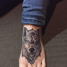#6 - my gorgeous wolf!