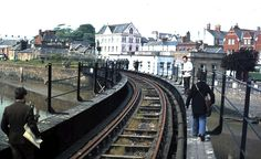 Exeter to Crediton, Barnstaple, and Ilfracombe Disused Stations, Old Train Station, Steam Railway, Devon And Cornwall, North Devon, British Rail, Train Pictures, Water Tower, Exeter