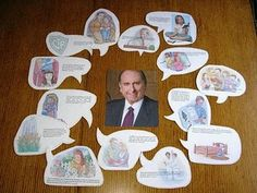 SINGING TIME IDEA: Words for You - using quotes from President Monson, pick a song to match quotes