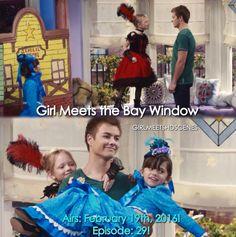 ~Girl Meet The Bay Window