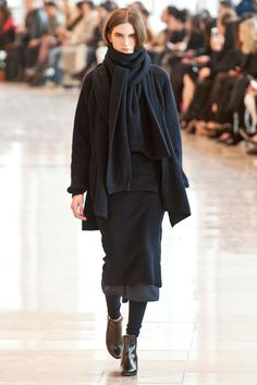 Christophe Lemaire RTW F/W 2014